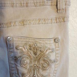 Reba embellished jeans